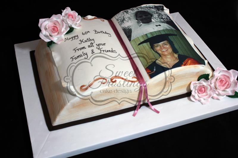 Birthday Cakes Sweet Frostings Cake Design