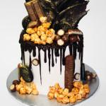 Choc Overload Drip Cake