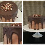 Hazelnut Chocolate Cake