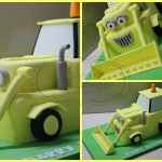 Little Digger Birthday Cake