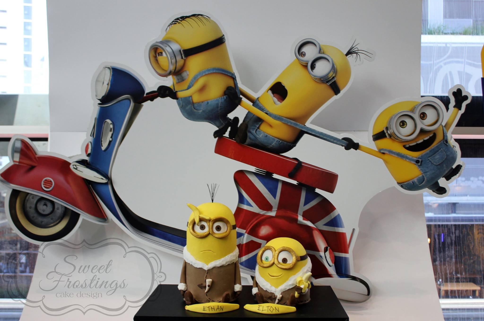 Birthday Cake Images Minions ~ Minion birthday cake the best minion cakes ideas