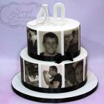 Personalised Photo Cake