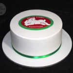 Rabbitohs Birthday Cake