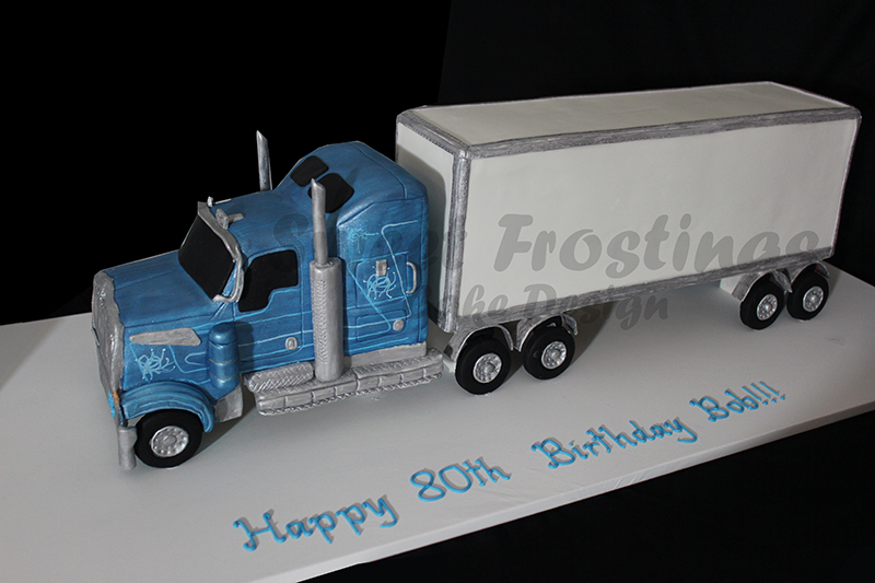 Birthday Cakes Sweet Frostings Cake Design