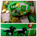 TAB Betting Cake