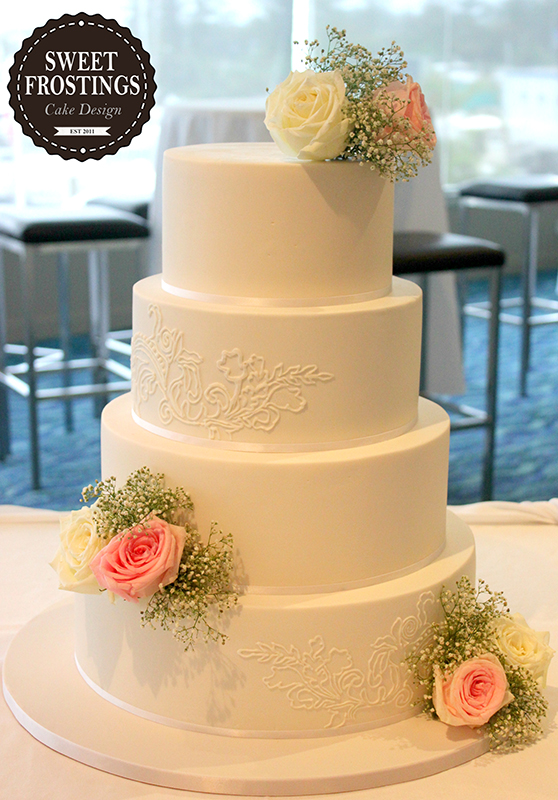 Wedding Cakes – Sweet Frostings Cake Design