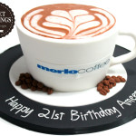 Coffee Mug Birthday Cake