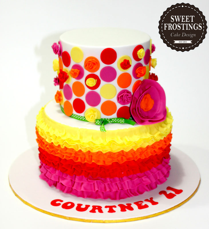 Birthday Cakes | Sweet Frostings Cake Design
